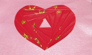 Iris Folding - Heart