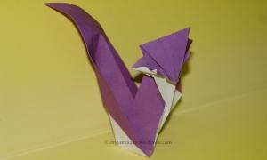 Origami Cat - Roman Diaz