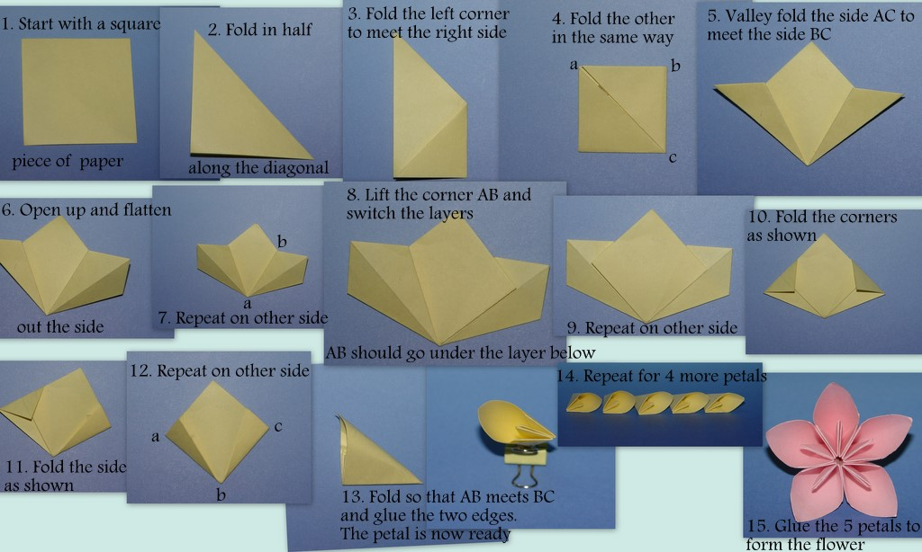 Origami Dollar Bill Instructions Easy