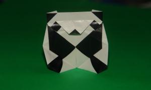 Origami Panda - Roman Diaz