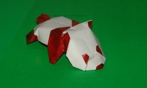 Origami Baby Panda
