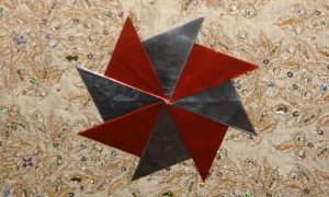 Origami Septima Star - 8 modules