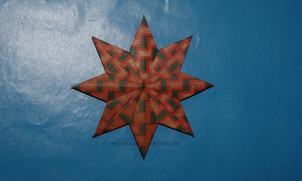 Origami Star Instructions - Origami That's Fun And Easy