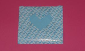 Origami Love Letter